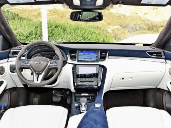 英菲尼迪(进口) 英菲尼迪QX50(进口) 2018款 基本型