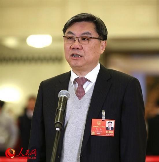 陈虹代表:互联网与汽车工业融合 加快推动产业转型