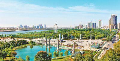 陕西整治垂钓指南渭河重现山水画廊