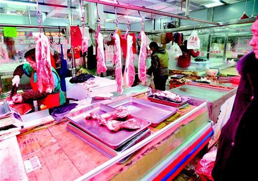 豬肉年后進入消費疲軟期 價格比年前便宜近三成