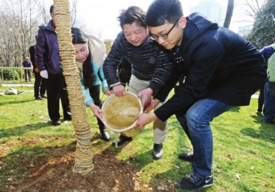 共建共享绿色家园 苏州城区免费公园约150个