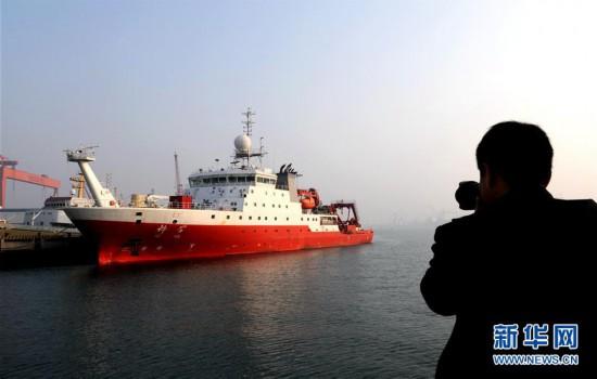 (科技)(1)我国对西太平洋麦哲伦浅水海山进行多学科综合调查