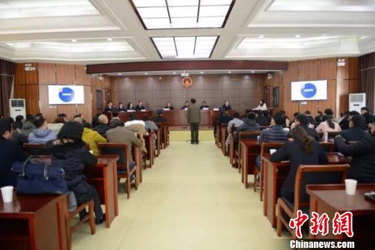 浙江首例刑事附带民事公益诉讼案开庭并宣判