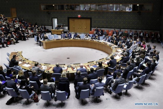 UN-SECURITY COUNCIL-RESOLUTION ON SYRIA-IMPLEMENTATION-FAILURE
