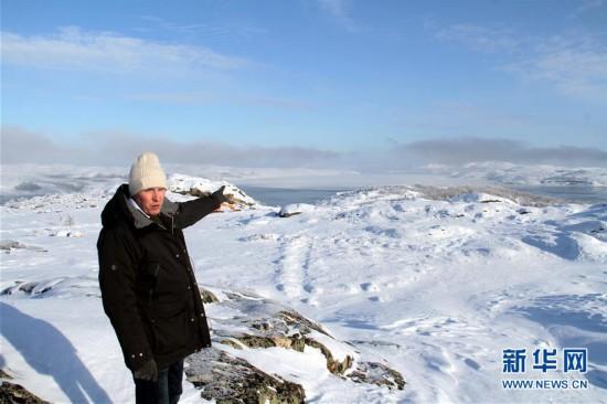 """(国际・图文互动)(1)通讯:挪威北极小镇的""""冰上丝路梦"""""""