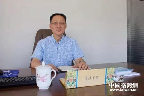 杭州台商协会副会长周鲍华