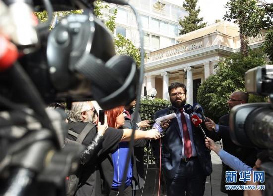 (体育)(1)足球――希腊无限期暂停足球超级联赛