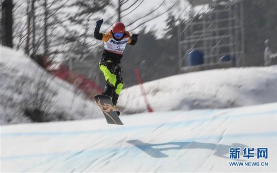 (冬残奥会)(1)单板滑雪――男子障碍追逐预赛赛况