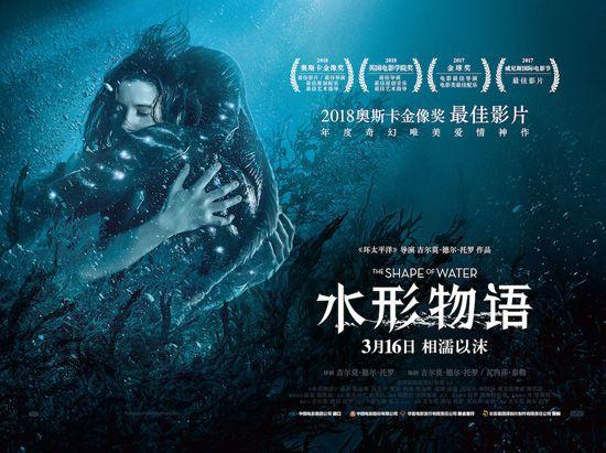 《水形物语》终极预告片 年度最美电影即刻来撩
