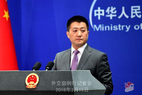 外交部:中美经贸关系本质上是互利共赢的