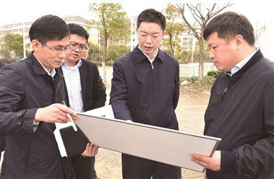 陈勇:超前谋划 高质量快速度推进城建交通项目