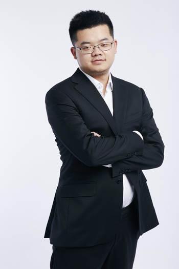 图注:来福谐波CEO张杰