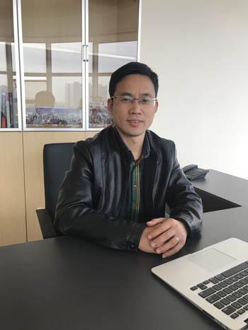 图注:卡诺普CEO李良军