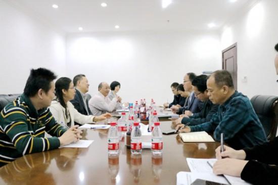 国务院法制办向市政府反馈调研北海仲裁委换届改革工作情况