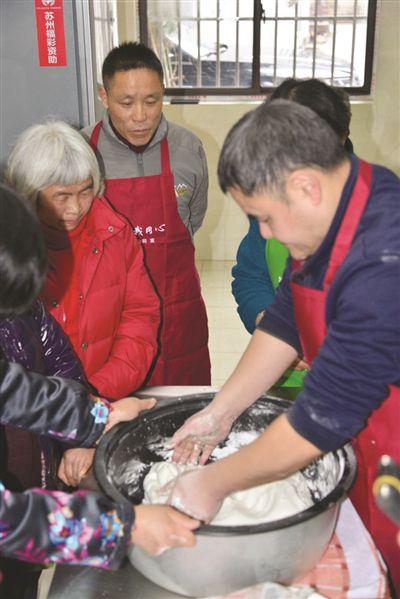 苏州成立民间小吃传习所 六代传承人负责教
