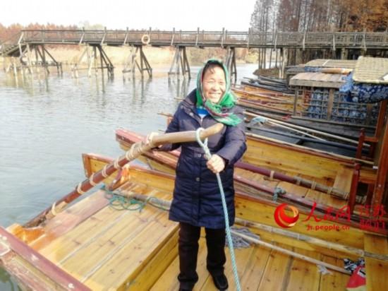 江苏泰州姜堰好生态 让老百姓发起了生态财