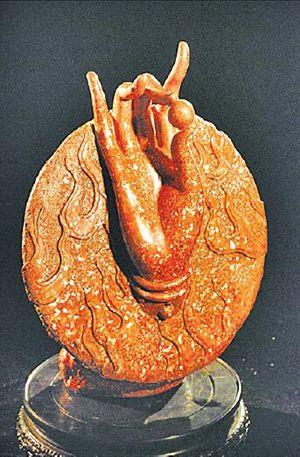 紋彩熠熠的云南斑銅藝術