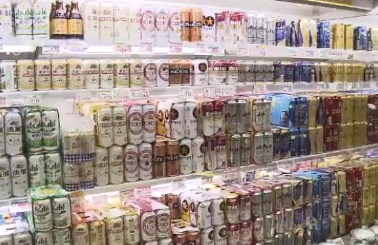 2017年日本国产啤酒出口额突破100亿日元