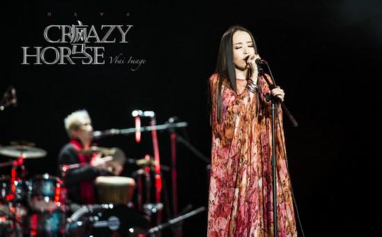 HAYA乐团《疯马》MV发布