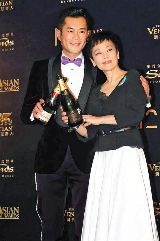 入行25年古天乐凭借《贪狼》首获电影最佳男主角
