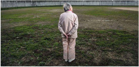 日本监狱成老年女性避风港!