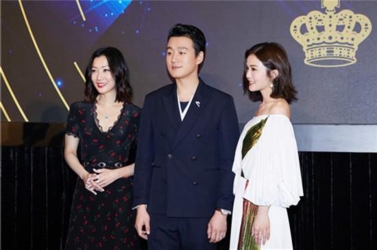 佟大为郑秀文蔡卓妍携新片《圣荷西谋杀案》亮相香港国际影展