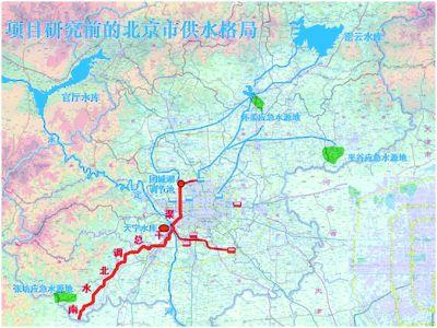 你看不到的京城地下输水环廊