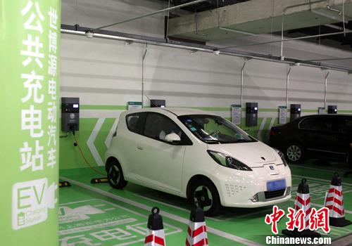 中国新能源车将稳步增长