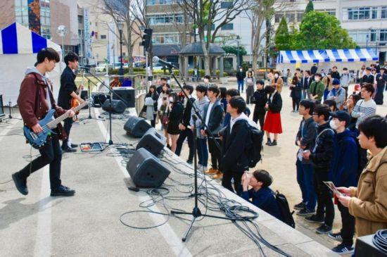 大分市 音乐节 青年交流节