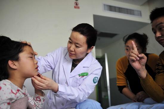 """一位儿童眼科医生的""""双城记"""""""