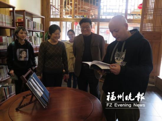 《经典咏流传》总撰稿人张昆鹏做客福州正谊书院