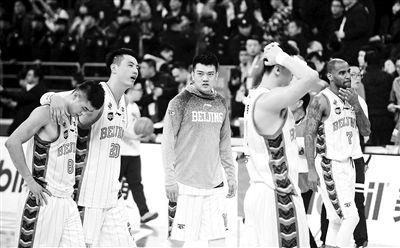 季后赛面对辽宁伤兵不断首钢战至第四场遗憾出局