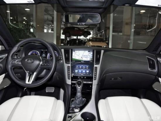 英菲尼迪(进口) 英菲尼迪Q60 2017款 S 2.0T 豪华运动版