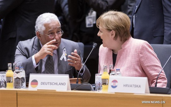 EU's spring summit held in Brussels