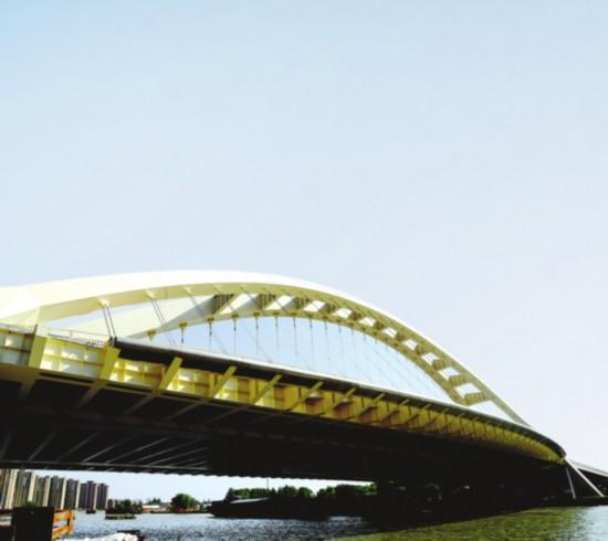 """苏州桥梁建设新招频出 """"搭积木""""用在建桥上"""