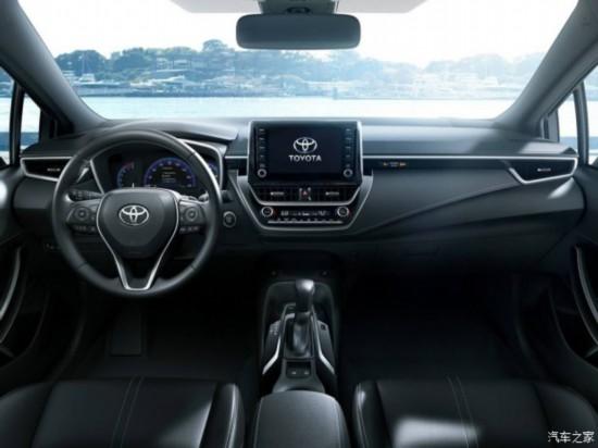 丰田(进口) 卡罗拉(海外) 2018款 Hatchback