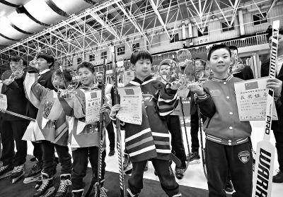 北京这项冰球赛事亚洲No.1