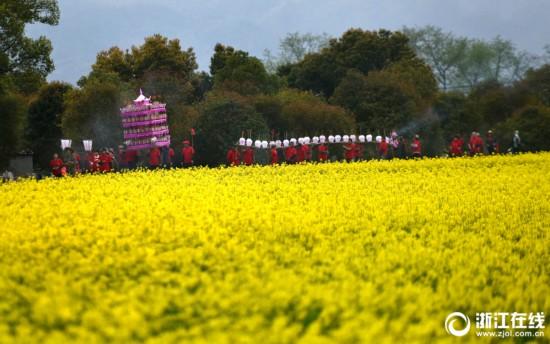 武义:田园舞台演绎农耕文化