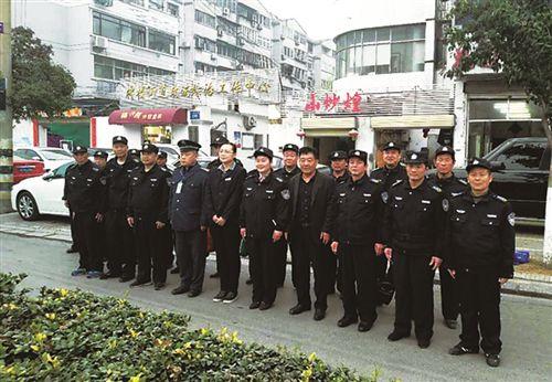 徐州牌樓城管成立物業管理組 強化管理力度
