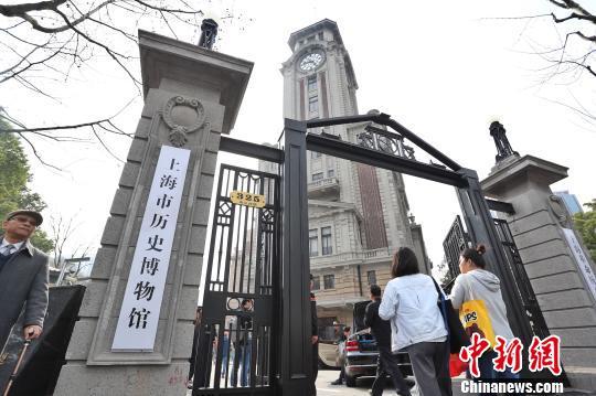 上海市历史博物馆开馆梳理上海6000年历史脉络