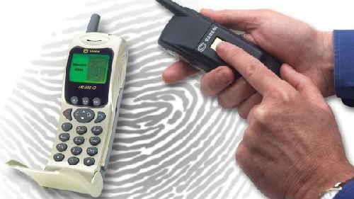 指纹解锁匆匆20载 这款手机代表着未来