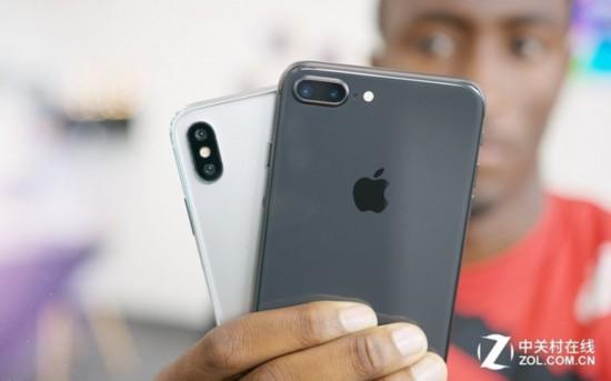 2018年新iPhone将依旧主推LCD机型-OLED Micro LED全搞砸 新