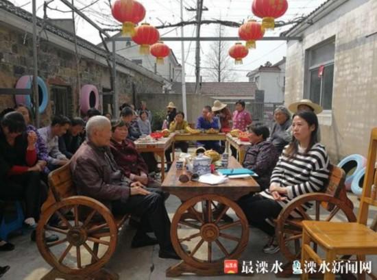 南京溧水无想寺社区乡村治理初探索