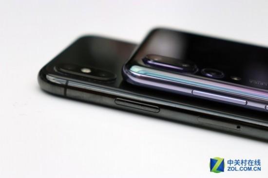 华为P20 Pro对标iPhoneX 重新定义拍照