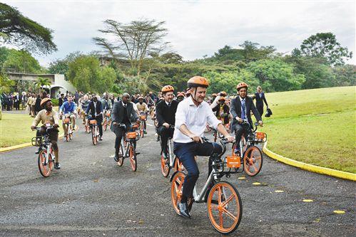 """""""免押""""成共享单车竞争新趋势"""