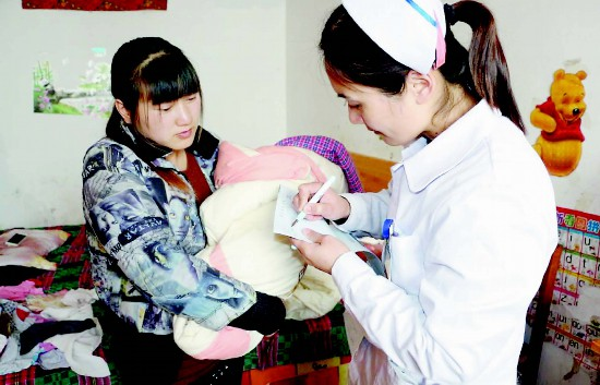 徐州沛县推进家庭医生服务 让群众看病更方便