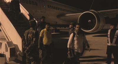 印度飞上海航班紧急备降南京机场 173人顺利入境