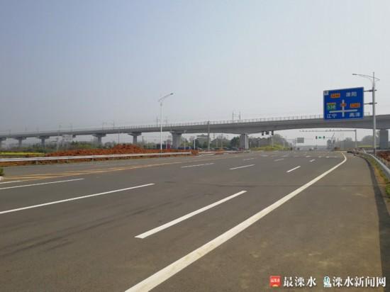 省道341全线贯通 构建溧水南部交通动脉5.jpg