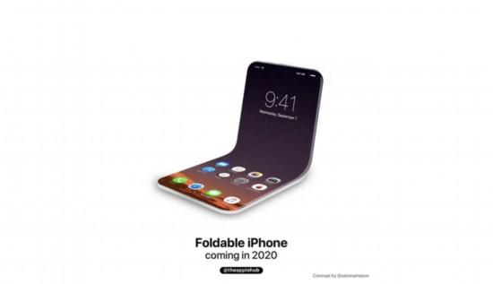 外形将有大变化!苹果秘密研发折叠屏iPhone