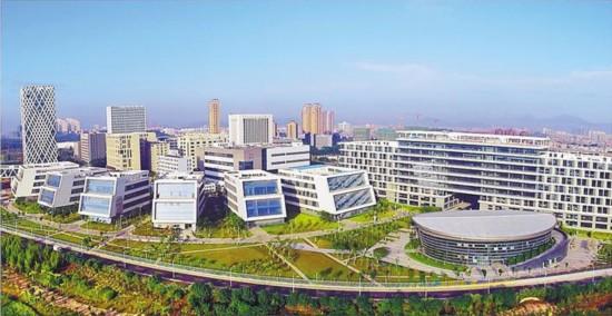 深圳坪山區企業產值首次超500億...